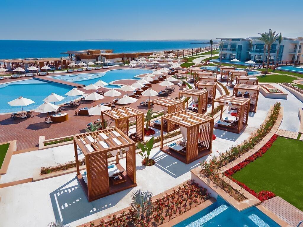 Отель Rixos Premium Magawish Suites & Villas 5* — купить тур в Rixos  Premium Magawish Suites & Villas (Хургада, Египет): отзывы, цена, описание,  фото